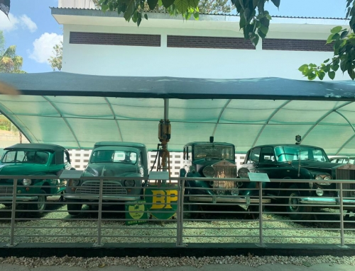 National Museum – Car Parking Shade