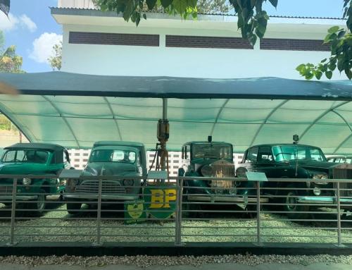 National Museum – Car Parking Shade